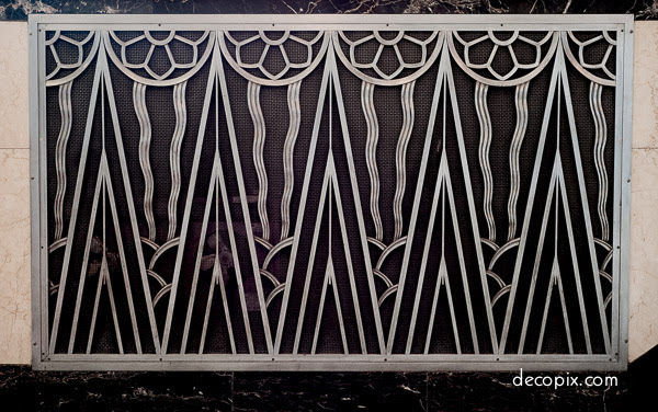 Art Deco Metalwork Gallery | Decopix