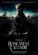 Locandina italiana Biancaneve e il cacciatore