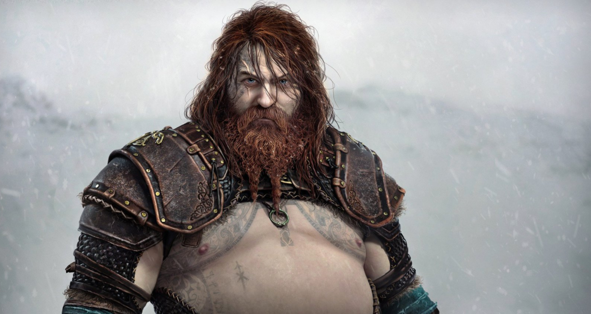 God of War Ragnarok's Thor Is The Peak Of Male Performance, Powerlifting Champion Says