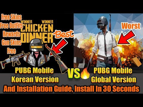 Pubg Korea Apkpure - Free Uc In Pubg Mobile Hack