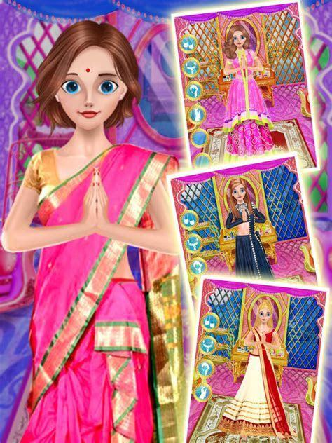 App Shopper: Indian Bridal Fashion Girl Wedding Makeover