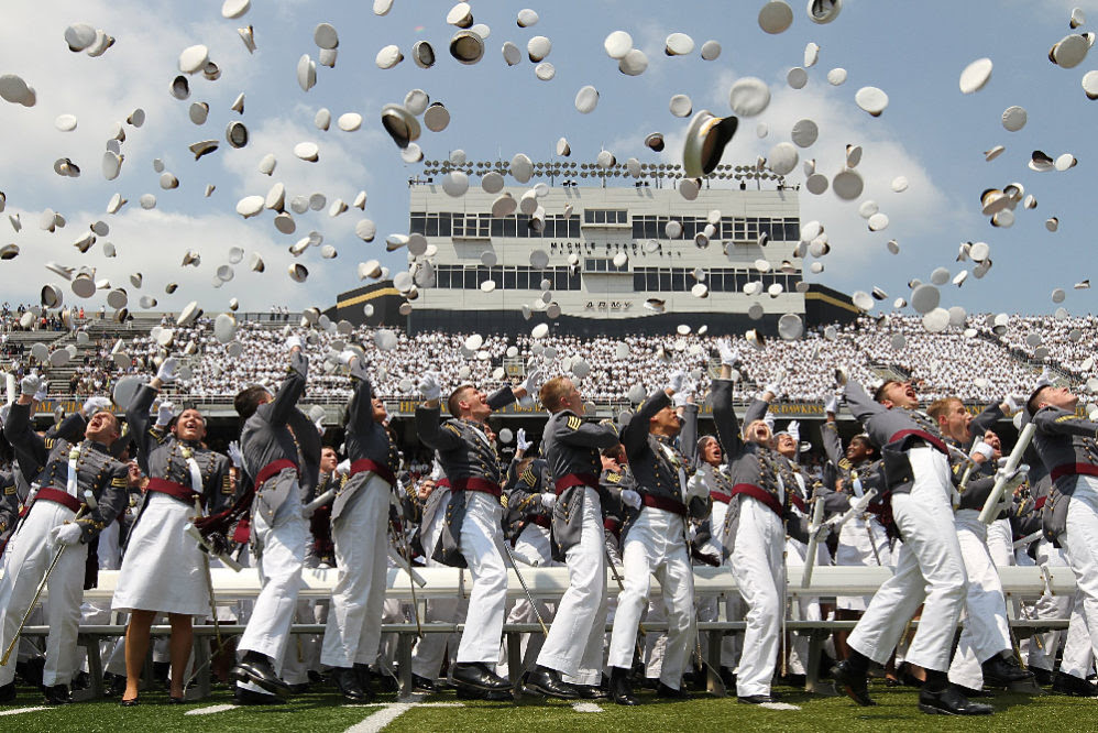 It's Not Just West Point. U.S. Military Academies Have Become Disneyland For Politicians