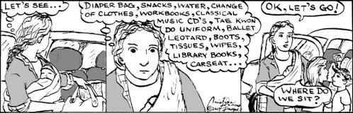 Home Spun comic strip #137