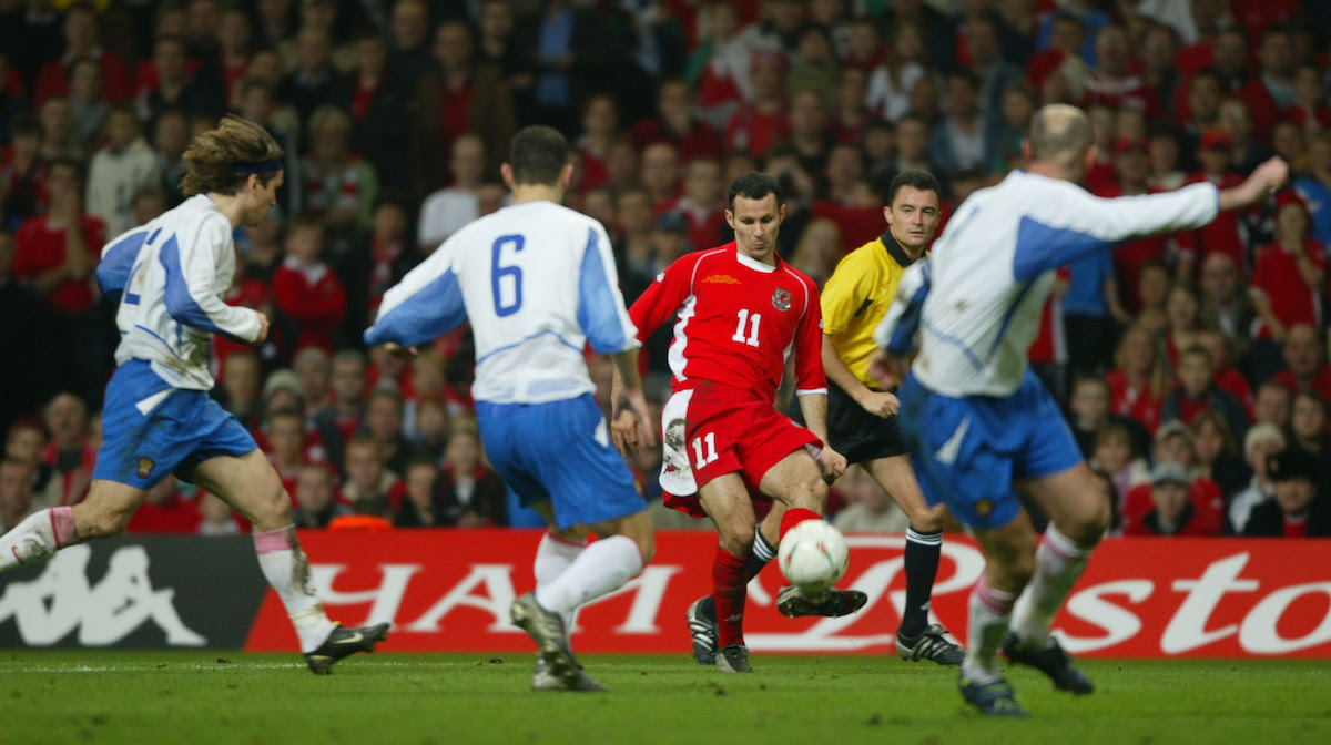 Image result for Wales  0-1 Russia