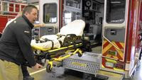 New EMS gear saves paramedic backs, patient lives
