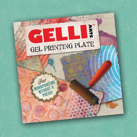 6in x 6in Gel Printing Plate