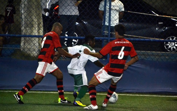Flamengo supera o Boavista na segunda fase do Carioca de futebol 7 (Foto: Cleucyr Barbosa/JornalF7.com)