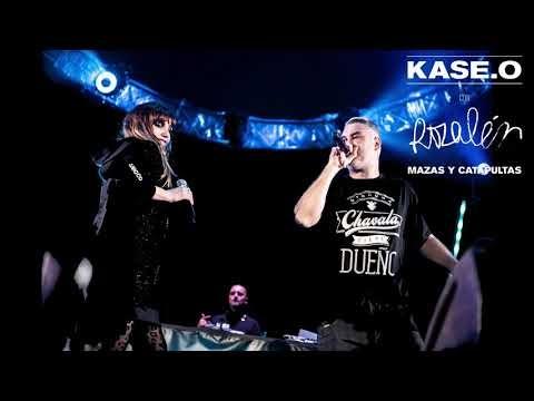 KASE.O - MAZAS CATAPULTAS feat. ROZALEN  [Audio Oficial] 2019 [España]