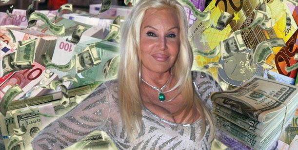 Según Forbes, Susana Giménez ganó este año, sin trabajar, 6 millones de pesos