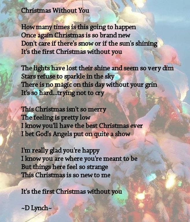 Quotes About Christmas Without You 30 Quotes