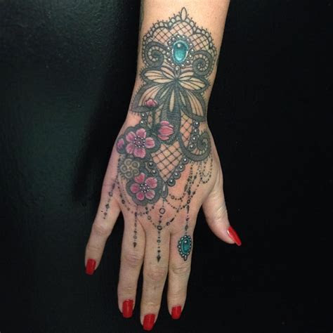 hand tattoos girls tattoo ideas gallery