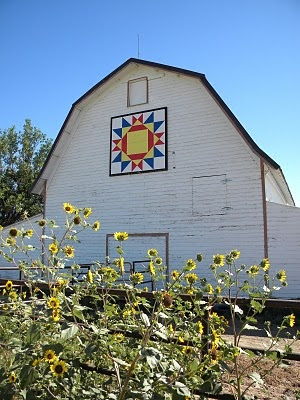 Colorado quilt barn