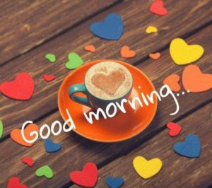 Good Morning With Tea And Colorfull Love Jkahircom Hd Wallpaper