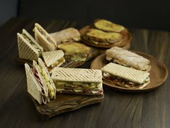 Lunch Sanwiches Omnibus