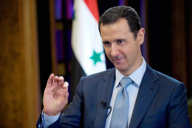 Bachar al-Assad... (PHOTO SANA, ARCHIVES AP)