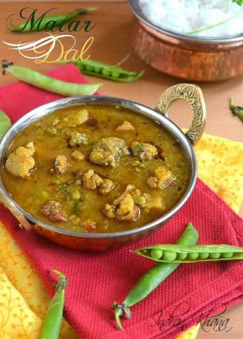Matar-Dal-Green-Peas-Dal-recipe
