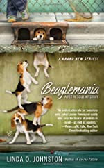 Beaglemania by Linda O. Johnston