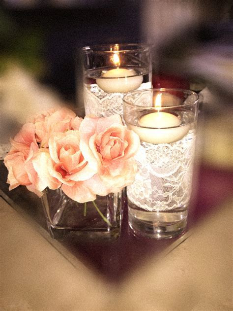 DIY Centerpieces for under ten dollars   this is simple
