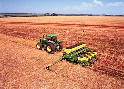 Resultado de imagem para plantar de soja