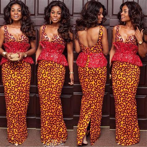 Ankara LookBook #33: Long Gowns   Kamdora