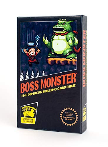 Check Price Boss Monster: The Dungeon Building Card Game - Homocercy fer
