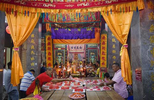 Por Tor Festival - Por Tor Kong Shrine