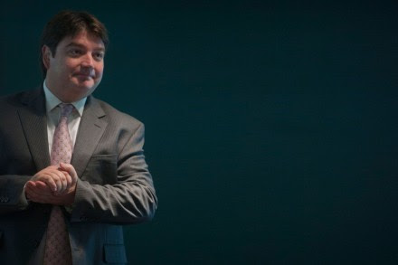 Juan Carlos López Rodriguez, Director General del proyecto Dragon Mart Cancún. Foto: Octavio Gómez