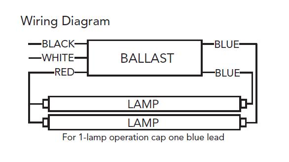 Diagram 2 L T8 Ballast Wiring Diagram Fluorescent Light Full Version Hd Quality Fluorescent Light Wiringrewiringl Wecsrl It