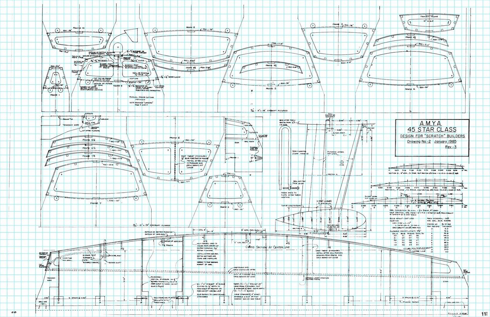 Free Model Wooden Boat Plans Plans PDF Download – DIY Wooden Boat