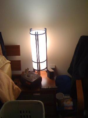 ORE International Japanese Style Lamp - Walmart.