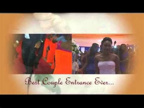 Chinny and Manny   Best Wedding Reception Entrance [Must