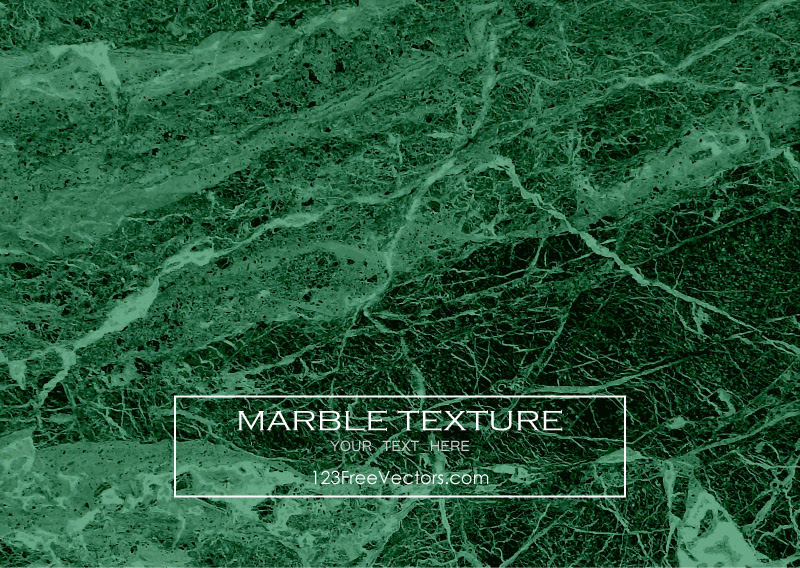 1397 green marble texture