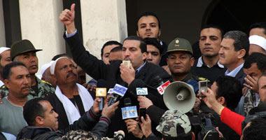 يوم حب مصر والوحدة الوطنية فى صول