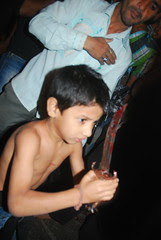 The Shia Kids of Mumbai Learning Not To Fear Fear by firoze shakir photographerno1