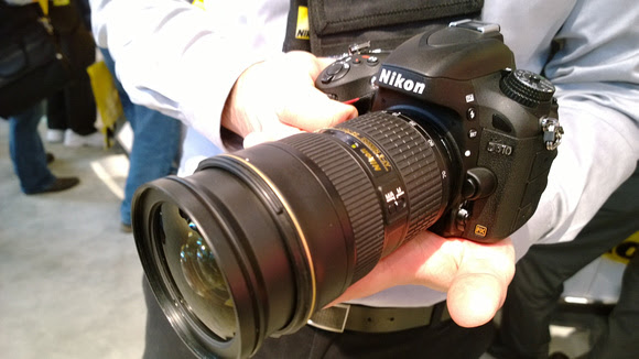 Nikon D610 had my attention after the D600 captured my camera of the year award last year
