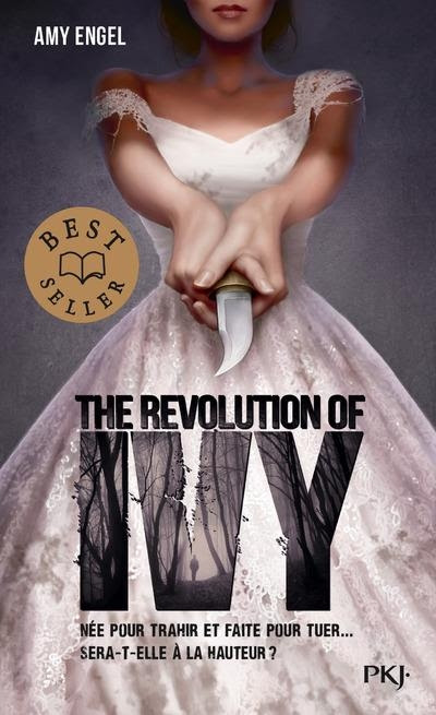 Couverture The book of Ivy, tome 2 : The revolution of Ivy