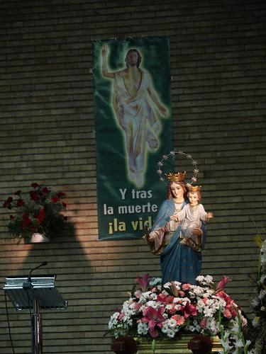Imagen de María Auxiliadora de Zaragoza