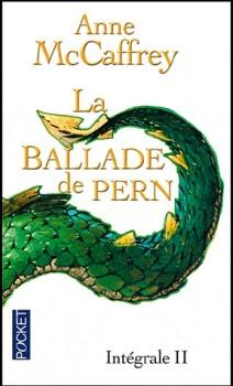 Couverture La Ballade de Pern, intégrale, tome 2