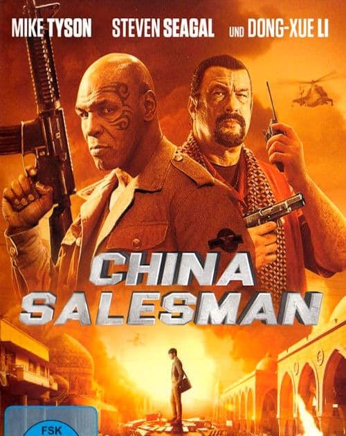 China Salesman Stream Deutsch