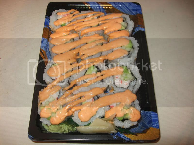 Publix Spicy Roll