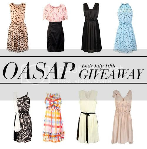 oasap giveaway
