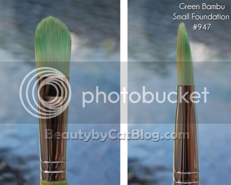 Green Bambu Small Foundation #947