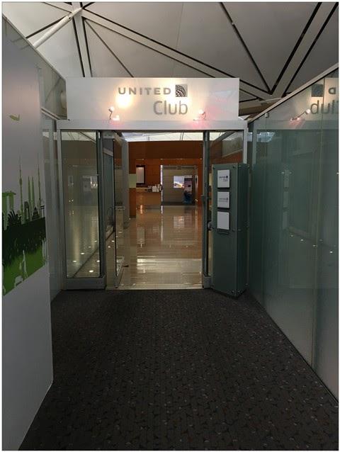 機場貴賓室體驗-香港美國聯合航空