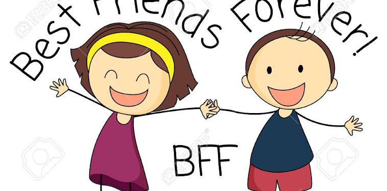 Best Friends Clipart Boy And Girl
