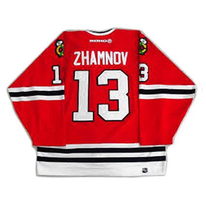 Chicago Blackhawks 2000-01 jersey photo Chicago Blackhawks 2000-01 B jersey.jpg