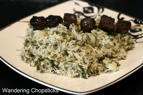 Persian Dill Rice 2