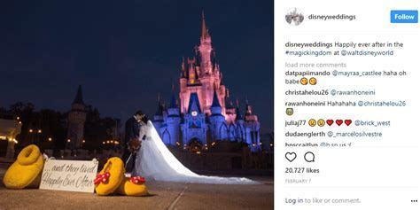 Here's How Much a Fairy Tale Disney Wedding Really Costs