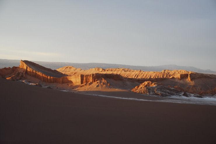 Maravilhas do mundo - Um passeio lunar no Chile