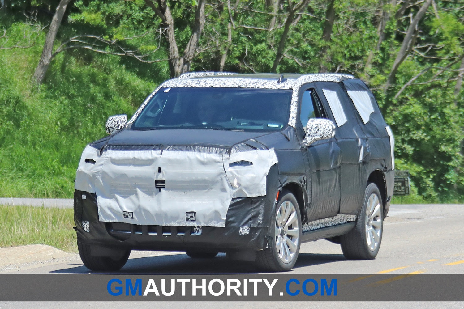 nextgen 2021 gm suvs to launch first quarter of 2020  gm