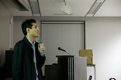 横田 健彦さん, JJUG + SDC JavaOne 報告会, Sun Microsystems 神宮前オフィス